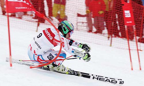 FISアルペンスキーワールドカップ2016湯沢苗場大会(大回転)