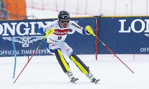 FISアルペンスキーワールドカップ2016湯沢苗場大会(回転)