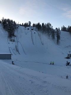 【1】タイヴァルコスキーのジャンプ台